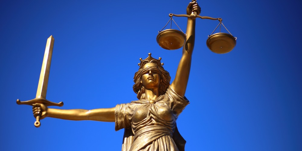 lady justice - cooper mediation