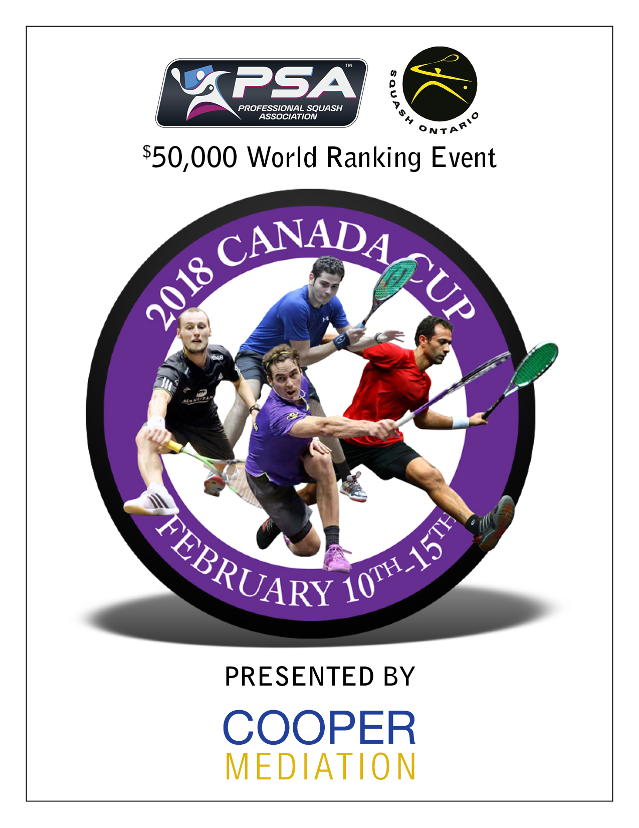 Presented By Cooper Mediation: 9th Annual Canada Cup