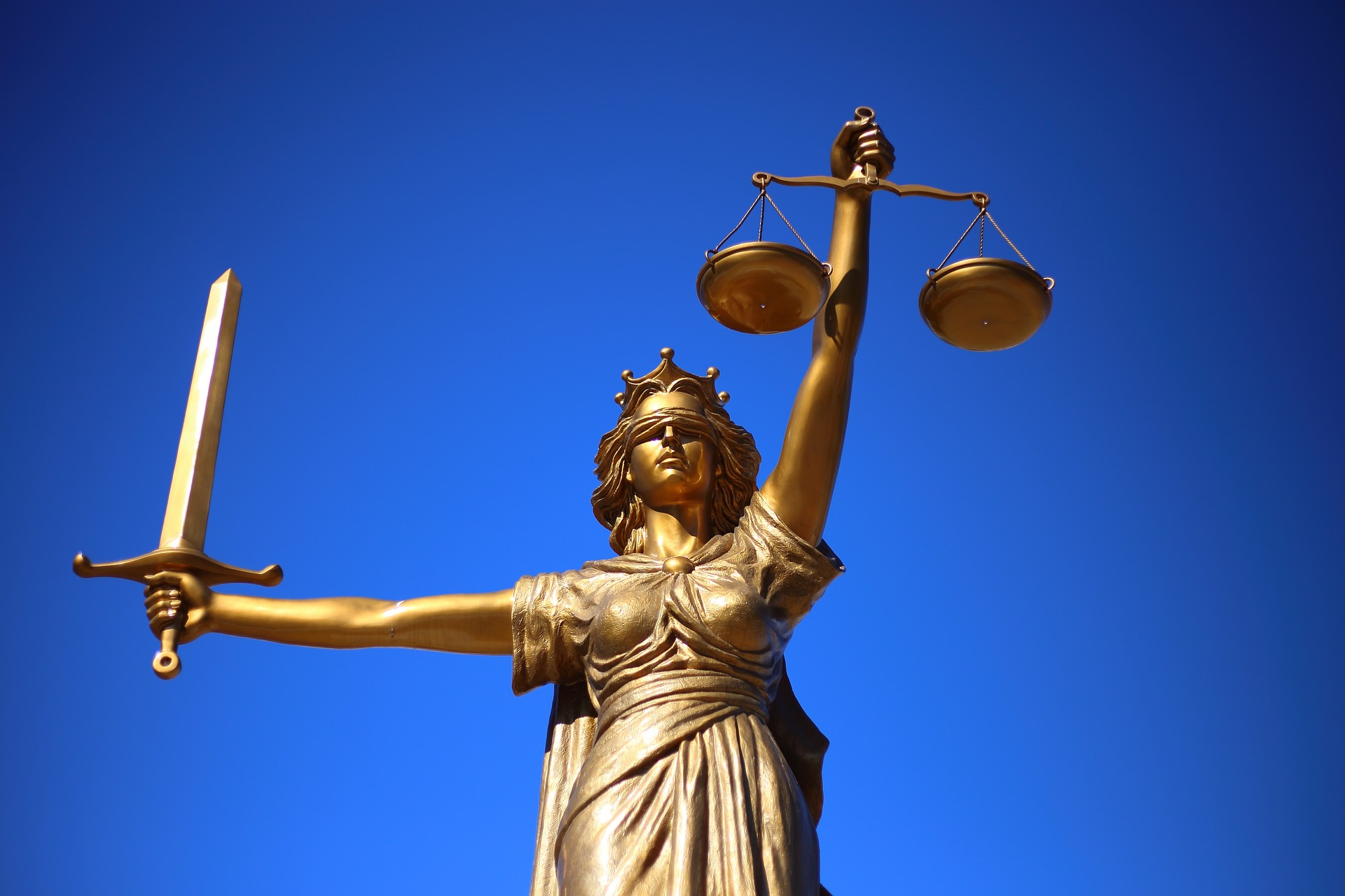 lady justice - cooper mediation